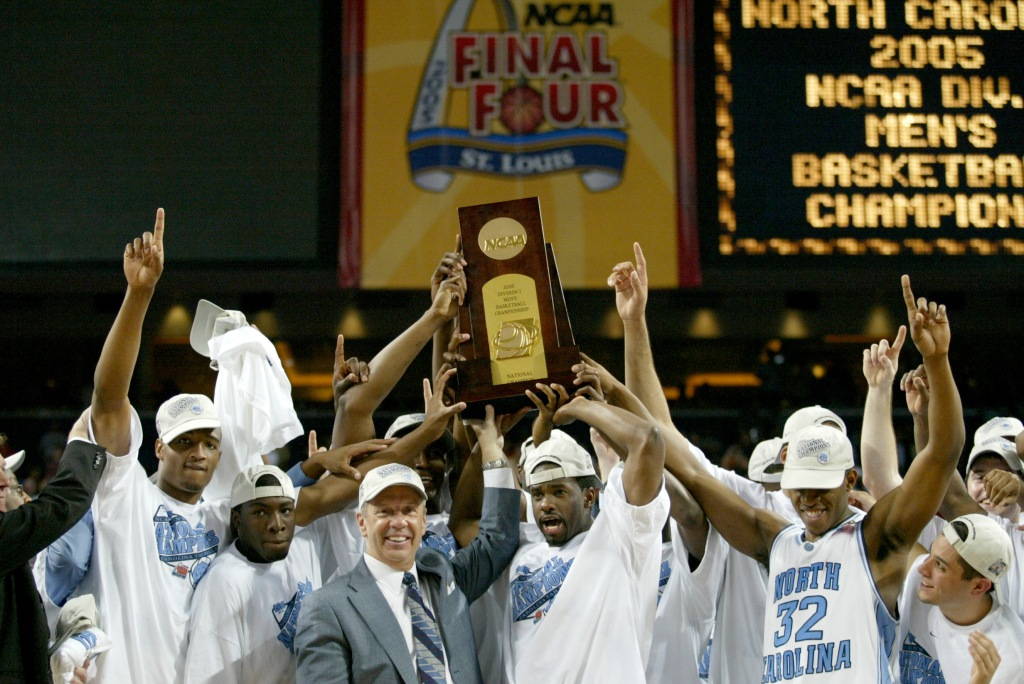 North Carolina Wins NCAA Basketball Championship