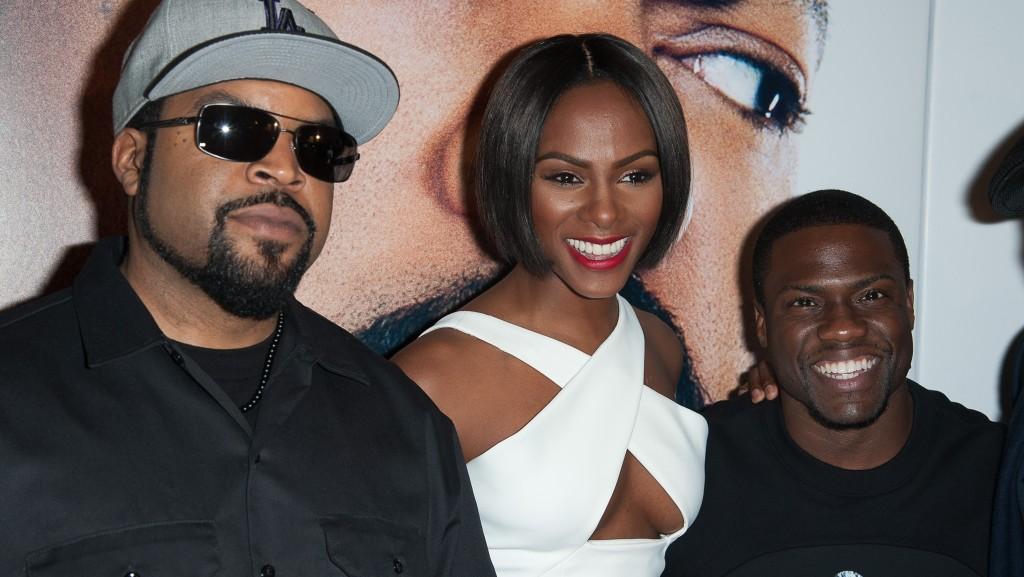 """Ride Along"" New York Screening"