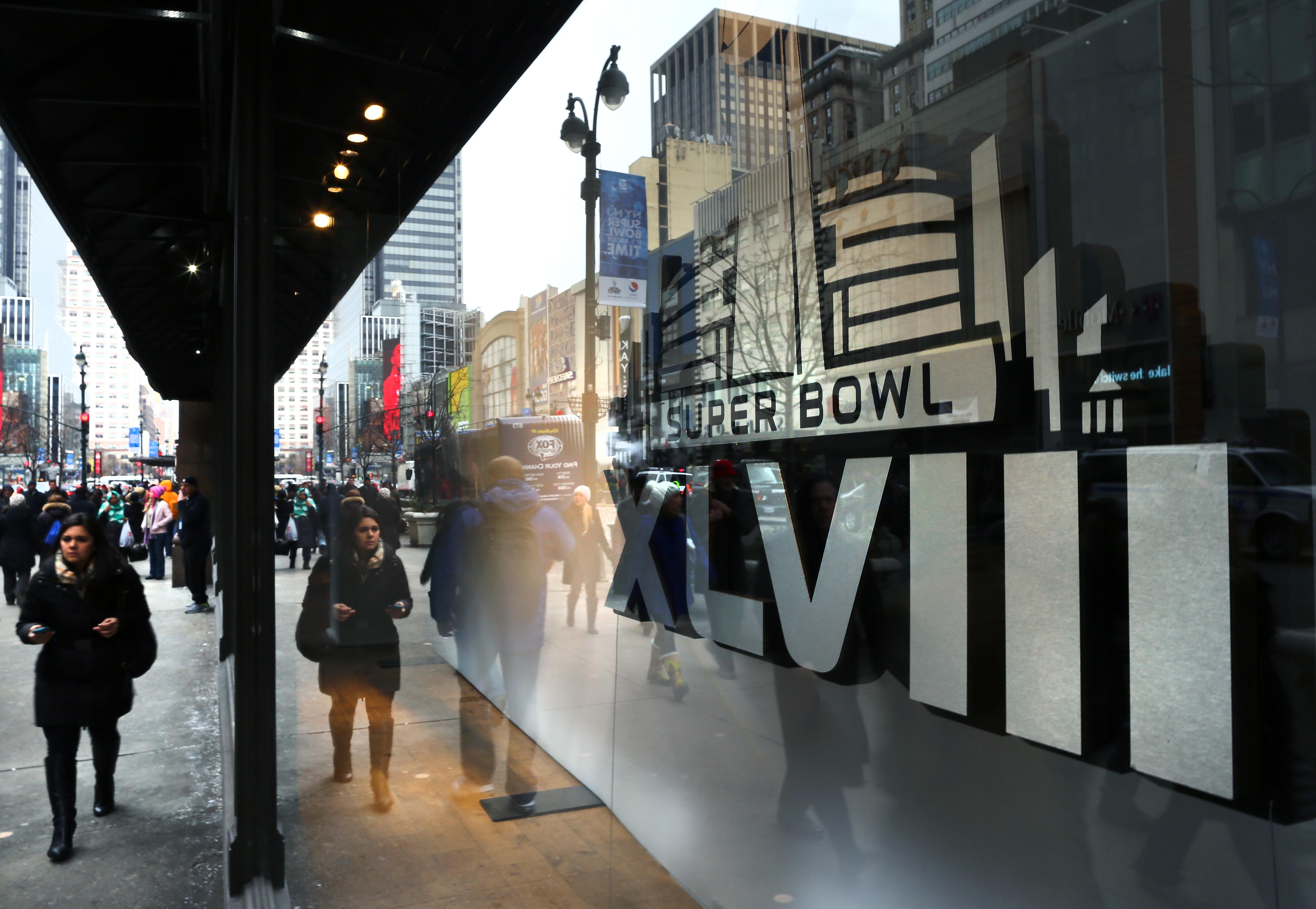 Super Bowl XLVIII - Preview