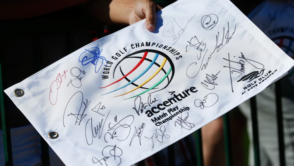 World Golf Championships-Accenture Match Play Championship - Preview Day 1