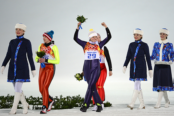 OLY-2014-SKIJUMP-WOMEN-PODIUM