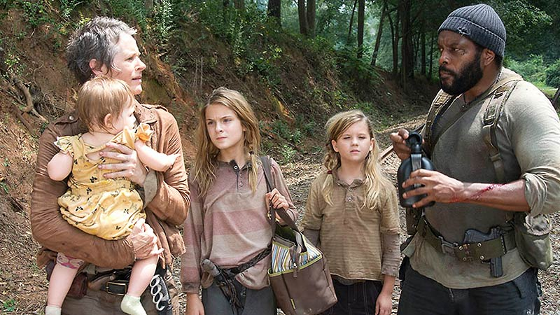 The Walking Dead\' Recap: \'Inmates\' Ditches the Pudding in ...