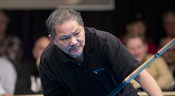 Efren Reyes. Photo courtesy of David Thomson/mediumpool.com
