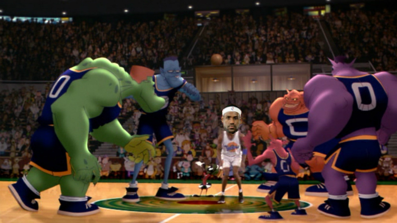 Space Jammed: What LeBron's Sequel Could Have Looked Like