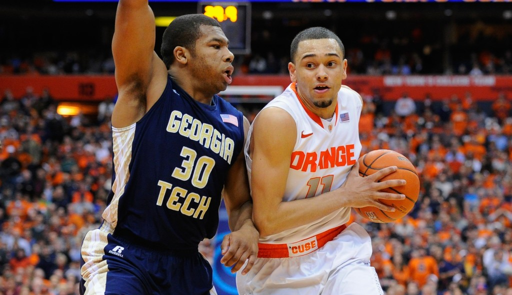 Georgia Tech v Syracuse
