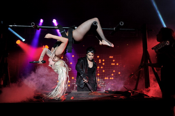 Lady Gaga Performs On The Doritos #BoldStage In An Exclusive Performance Benefitting Her Born This Way Foundation