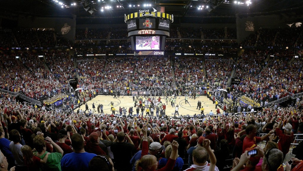 NCAA Basketball: Big 12 Basketball Tournament