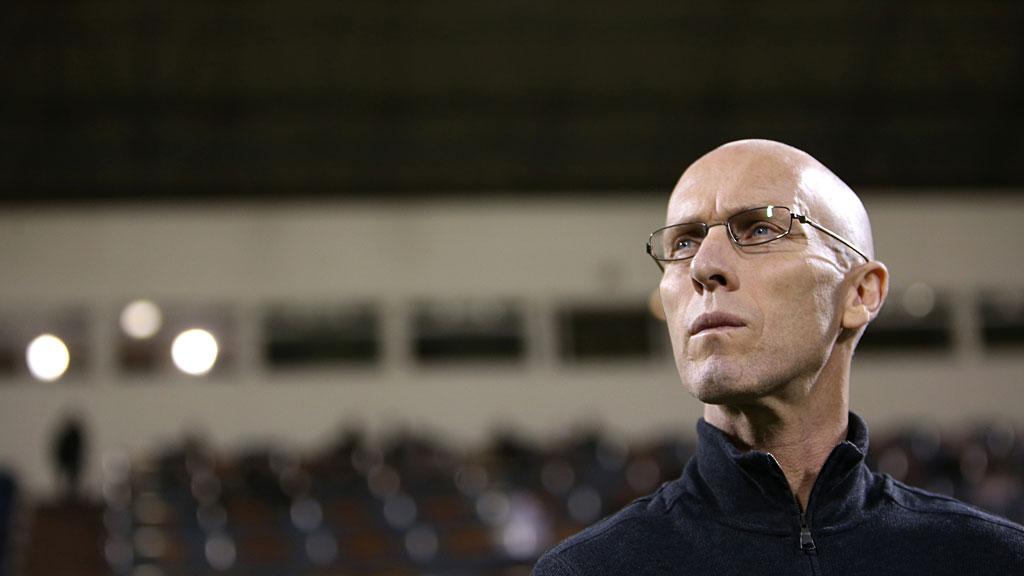 Egypt's US coach Bob Bradley