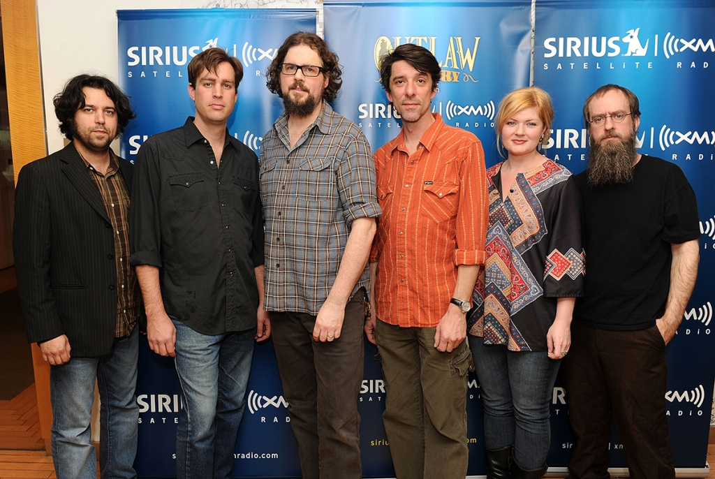 Drive-By Truckers Visits SIRIUS XM Radio