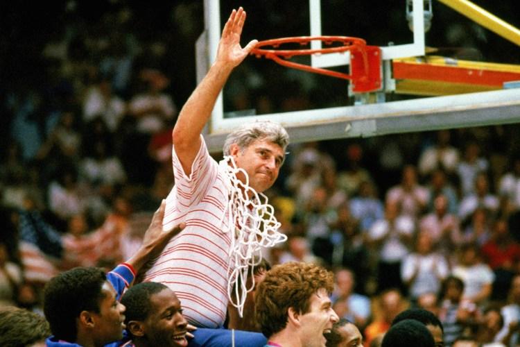 Bobby Knight coach for Indiana University