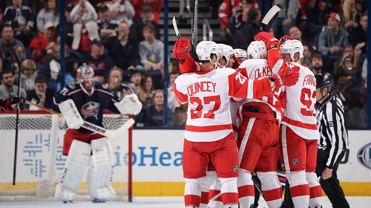 The Detroit Red Wings