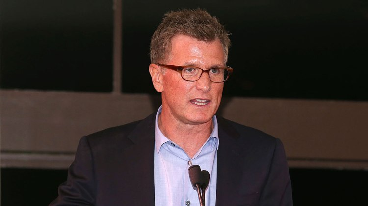 Kevin Reilly, Chairman of Entertainment, Fox Broadcasting Company