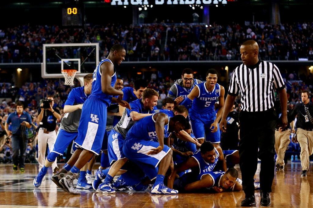 Kentucky v Wisconsin