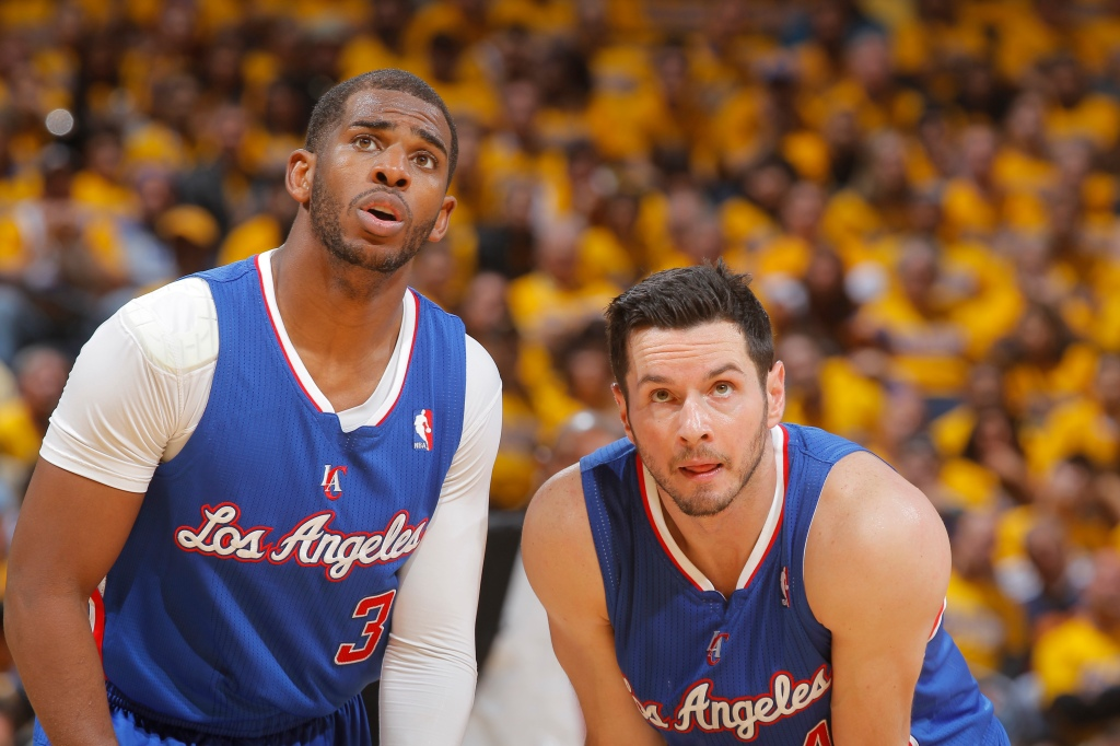 Los Angeles Clippers v Golden State Warriors - Game Three