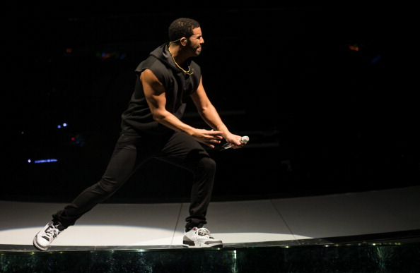 Drake Performs At The O2 Arena