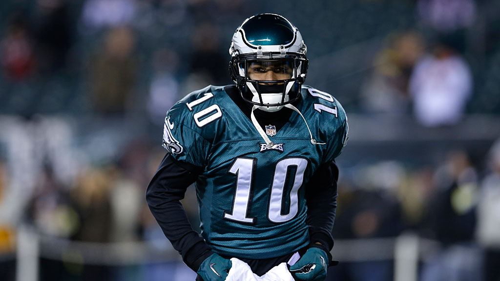 Philadelphia Eagles' DeSean Jackson