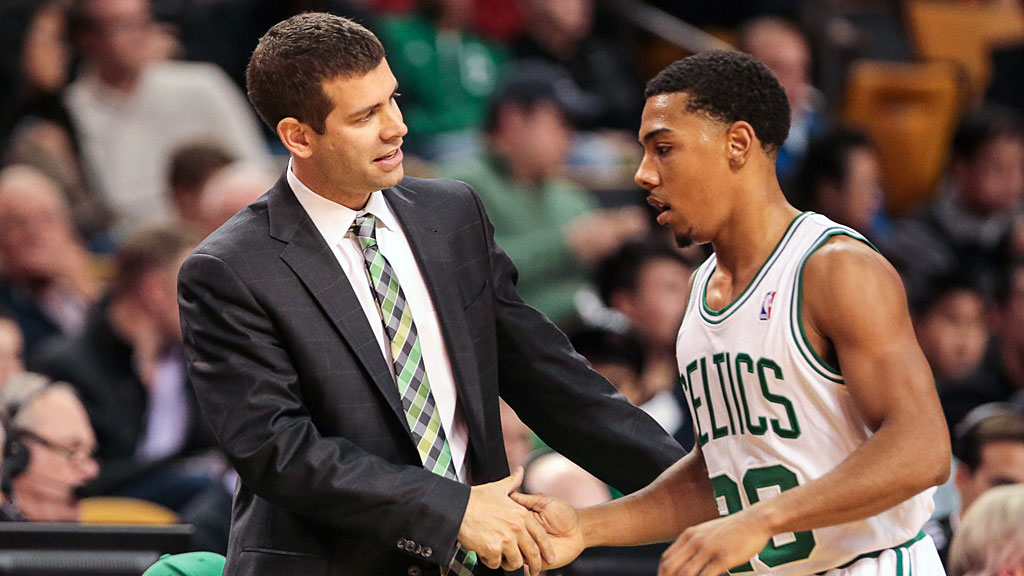 Brad Stevens and Phil Pressey