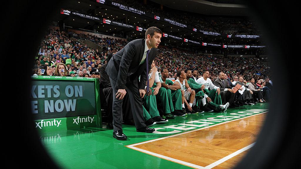 Head Coach Brad Stevens