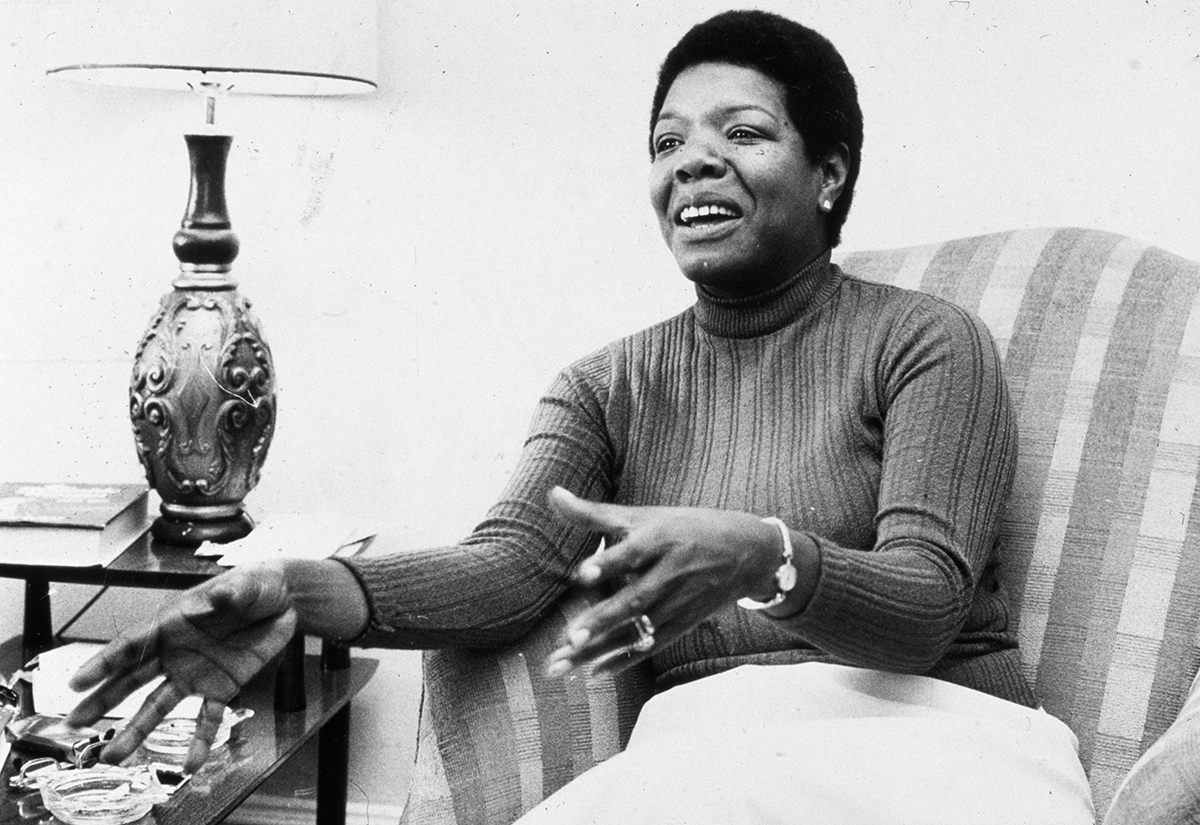 The Teacher and the Students: Remembering Maya Angelou in Culture
