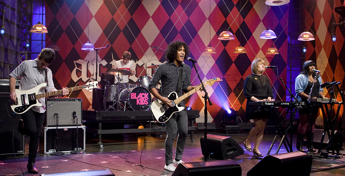 The Tonight Show with Jay Leno - Black Kids