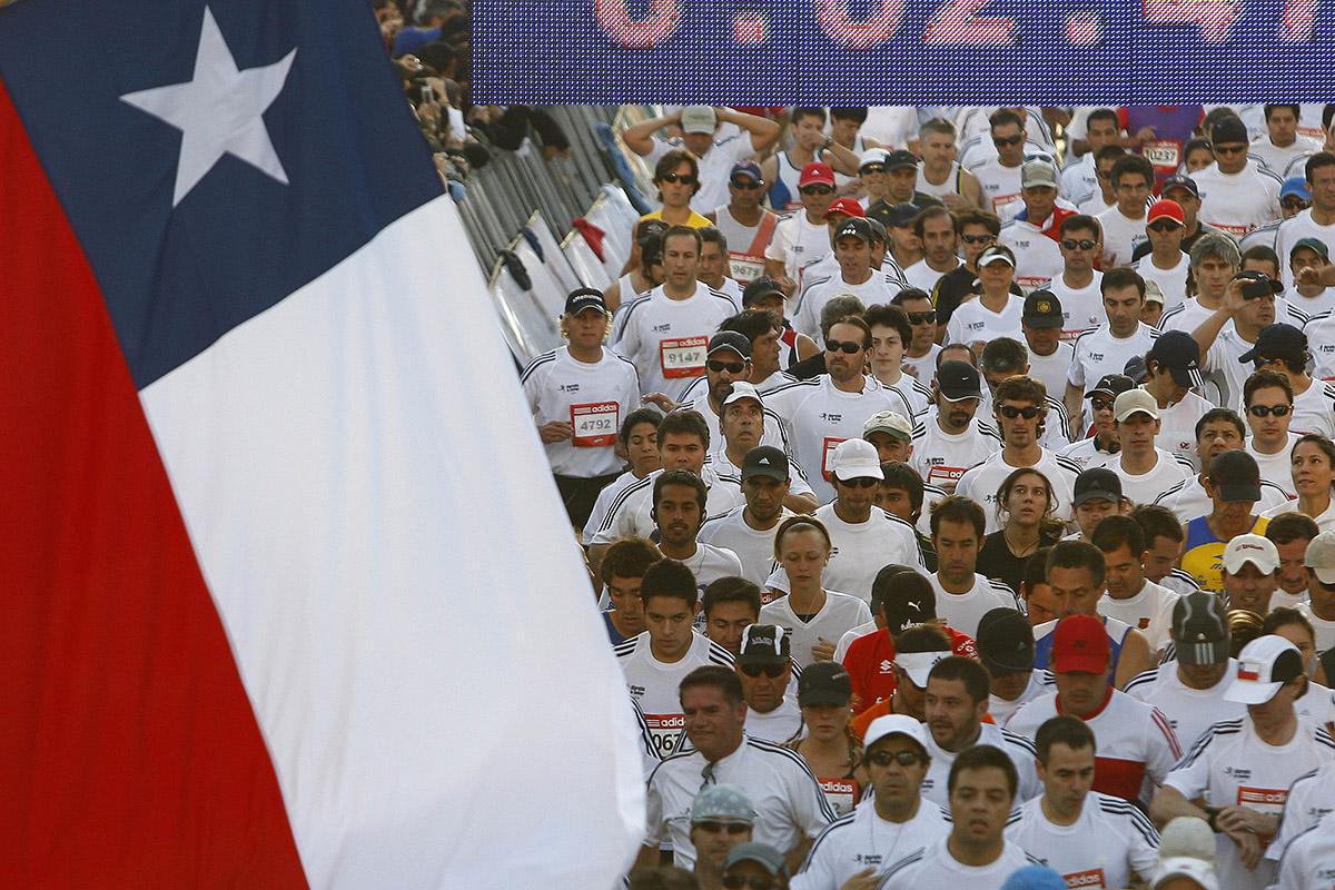 Santiago Marathon 2010