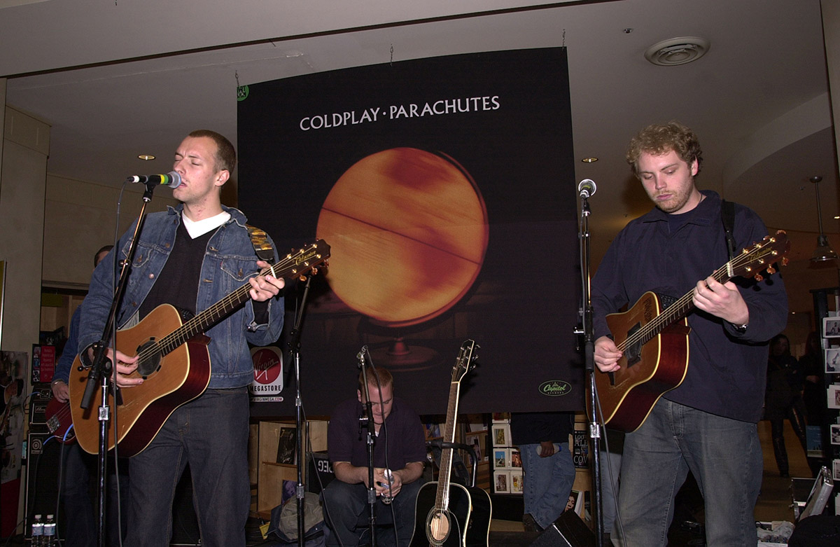 Coldplay in Store