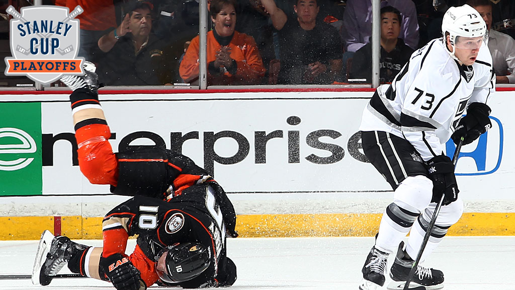 Tyler Toffoli and Corey Perry