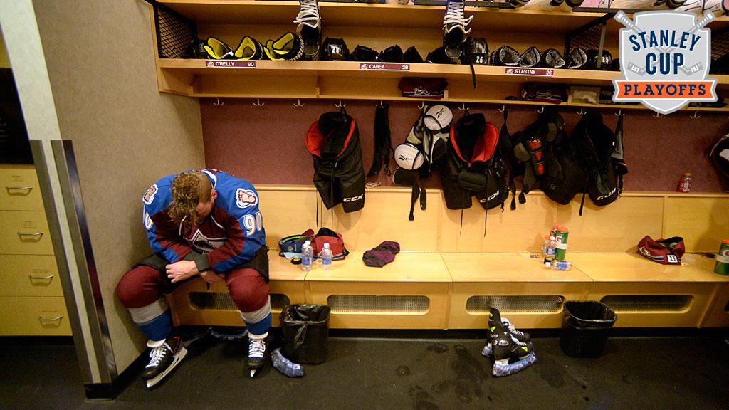 Colorado Avalanche center Ryan O'Reilly