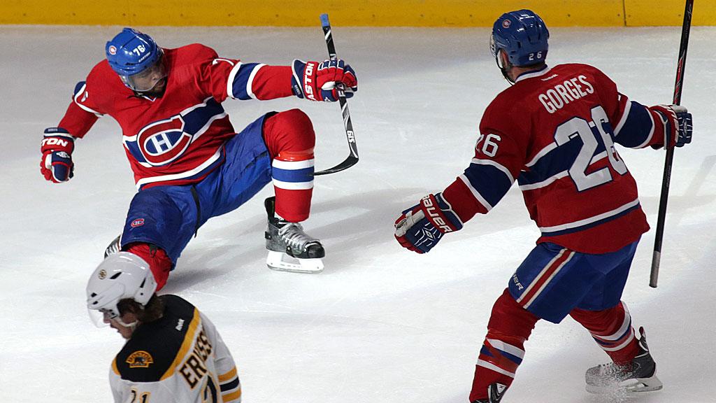 Montreal Canadiens defenseman P.K. Subban
