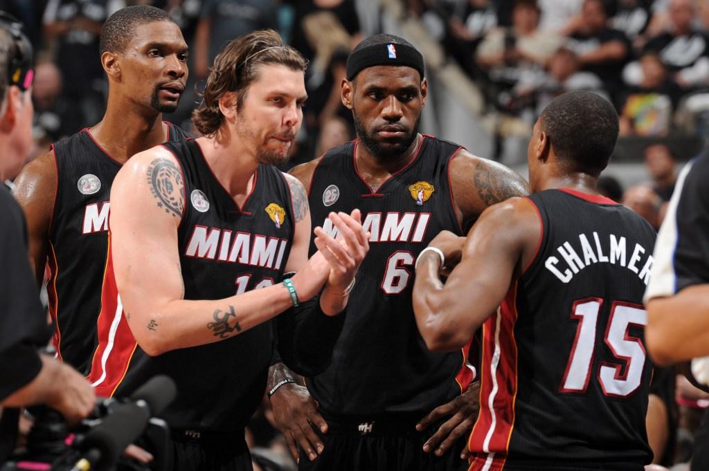 2013 NBA Finals - Game Five