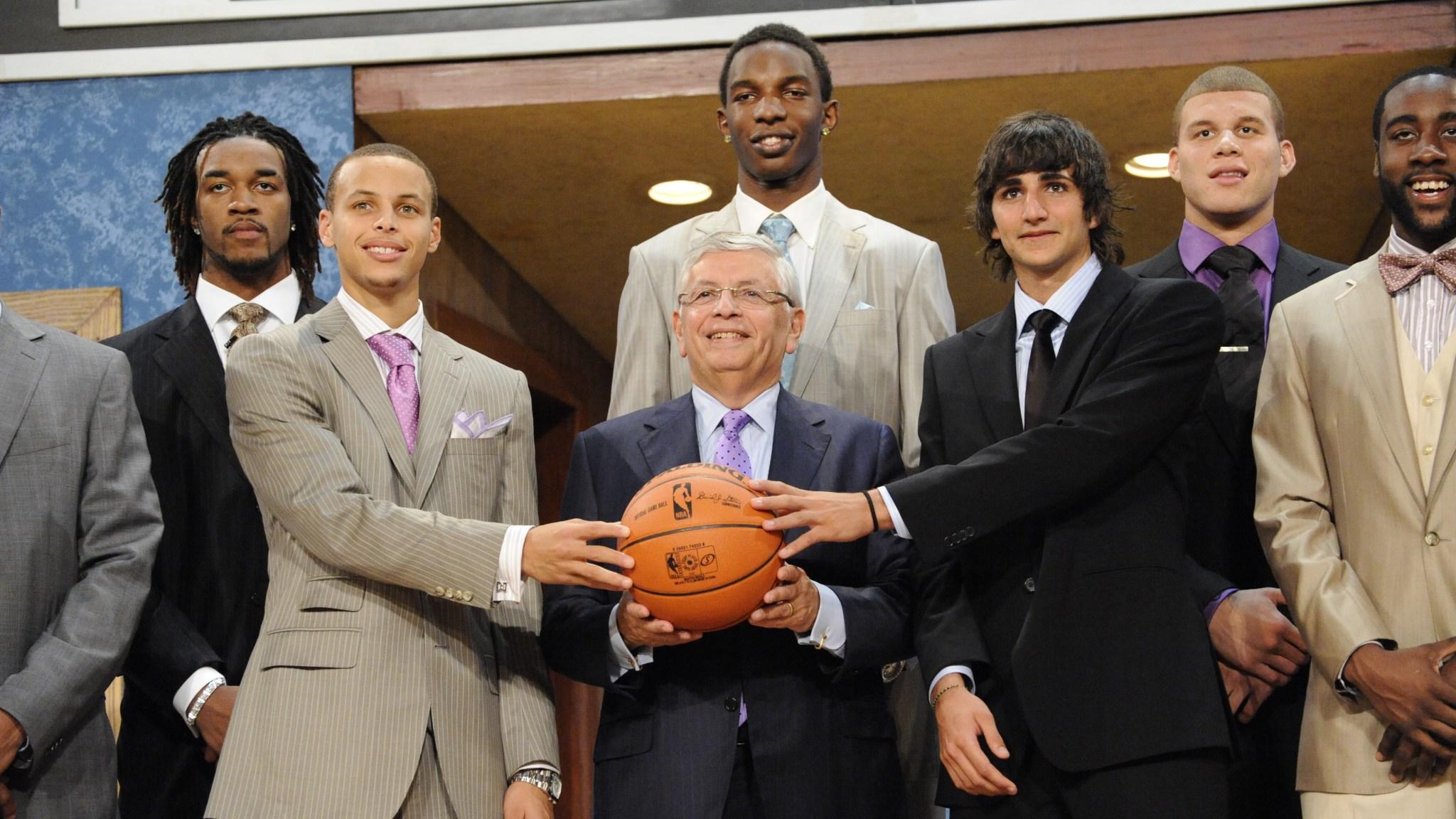 Sports Guy's Vault: Draft Diary 2009