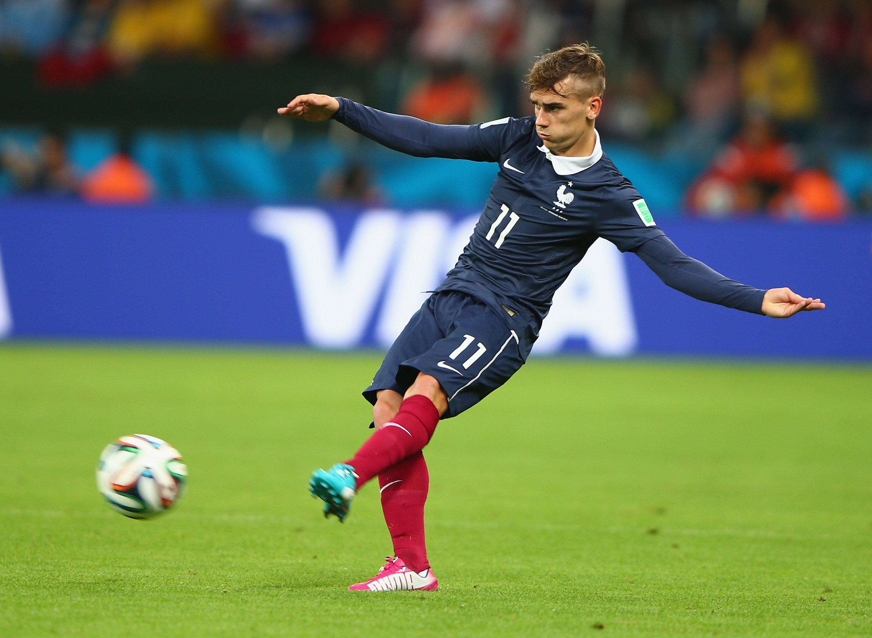 France v Honduras: Group E - 2014 FIFA World Cup Brazil