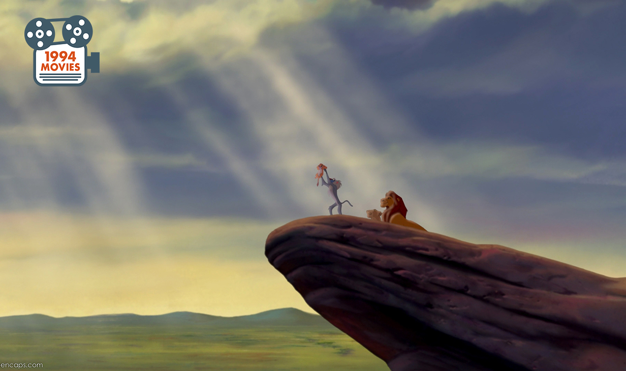 The Movies Of 1994 The Lion King And Its Perfect First Scene