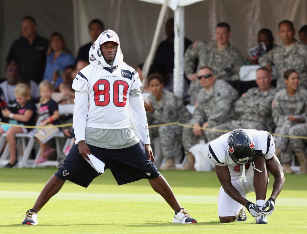 Houston Texans Training Camp