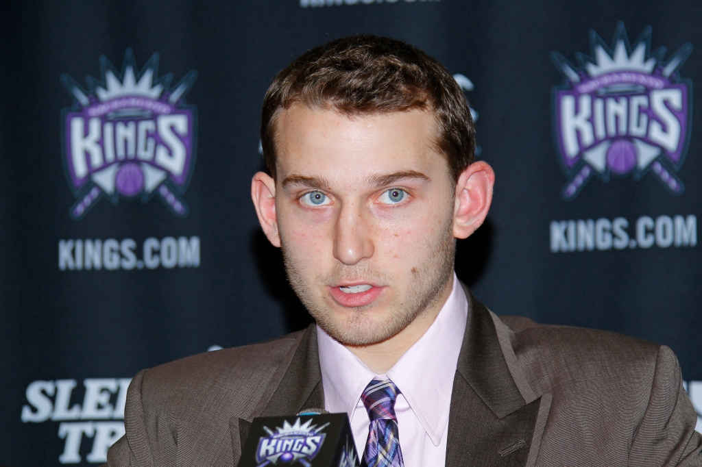 Nik Stauskas Sacramento Kings Media