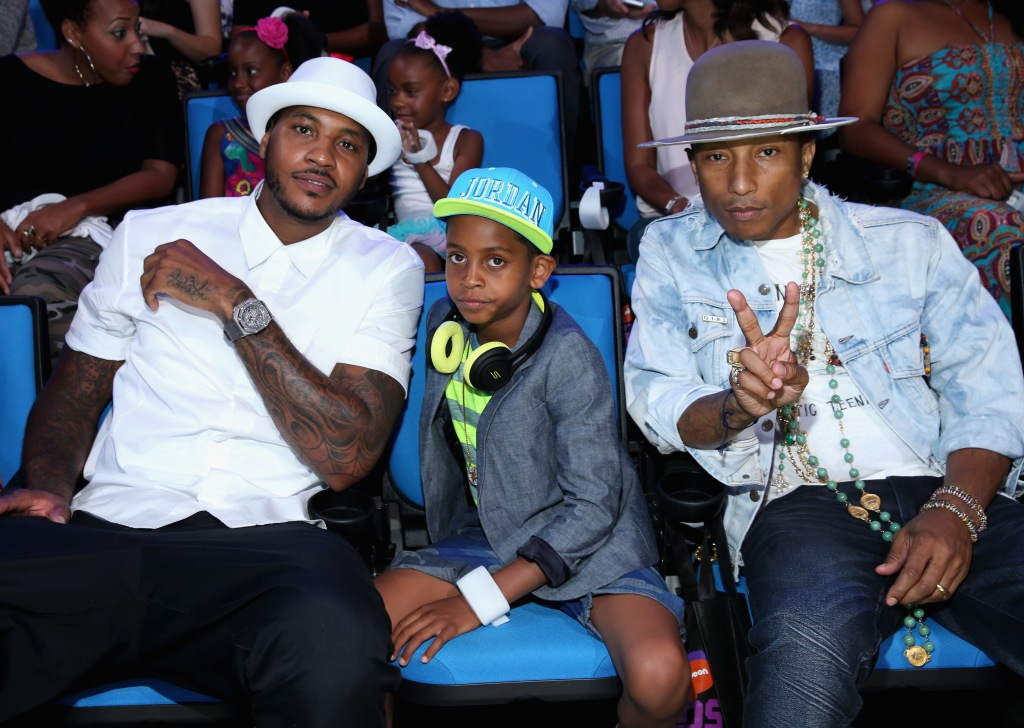 Nickelodeon Kids' Choice Sports Awards 2014  - Backstage & Audience