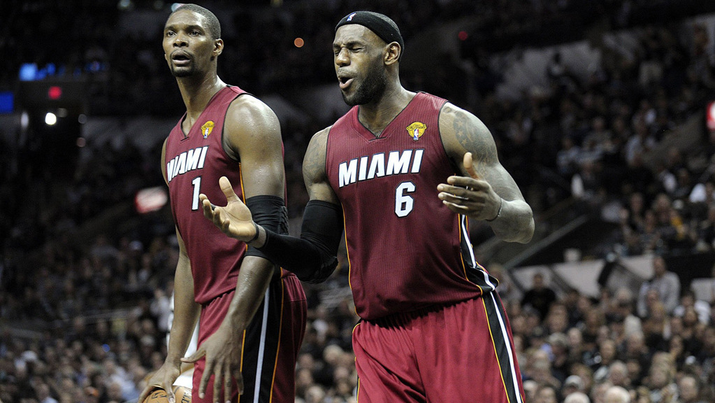 3fdbac44392d » The Miami Heat and the NBA s Double Standard of  Sacrifice