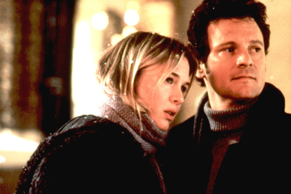 BRIDGET JONES'S DIARY (2001) RENEE ZELLWEGER, COLIN FIRTH BJDI 073
