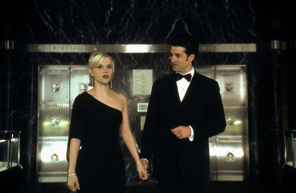 REESE WITHERSPOON PATRICK DEMPSEY SWEET HOME ALABAMA (2002)