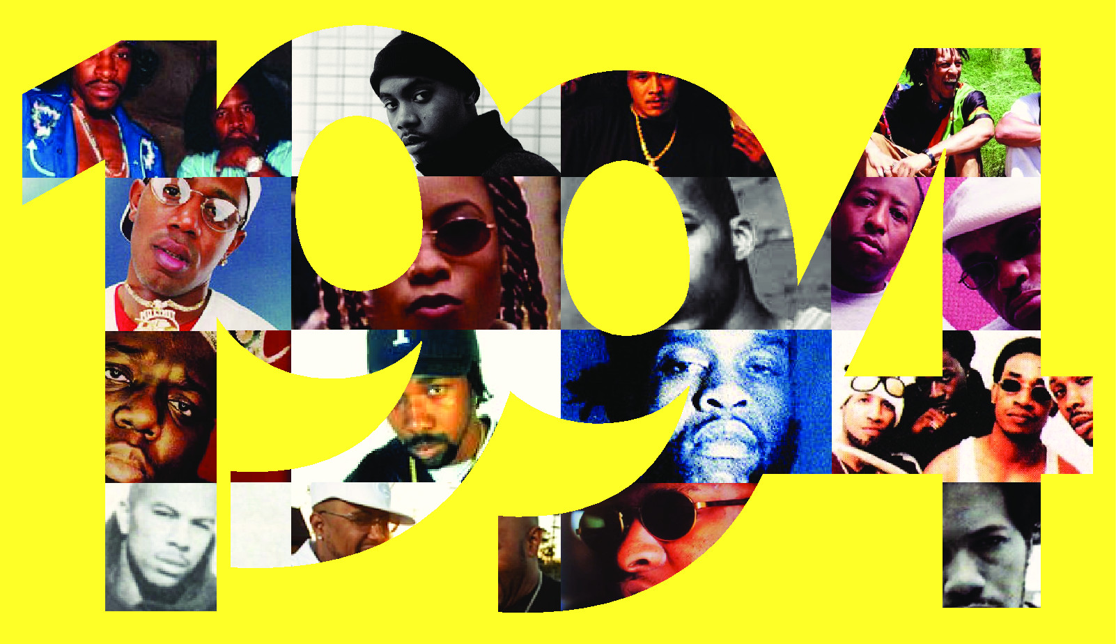 The 1994 Rap Album Matrix: Is This Hip-Hop's Greatest Year?
