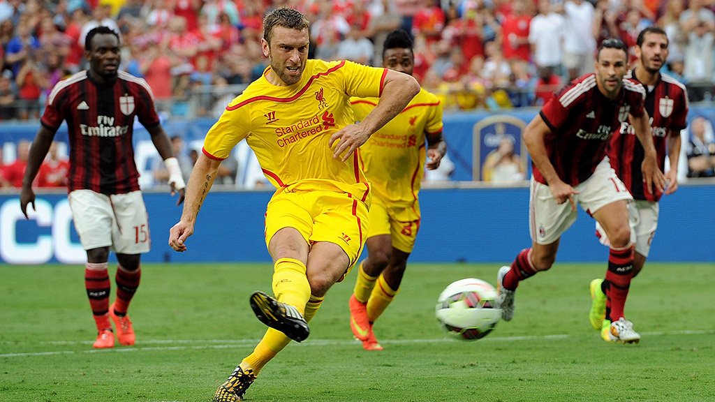 International Champions Cup 2014 - Liverpool v AC Milan