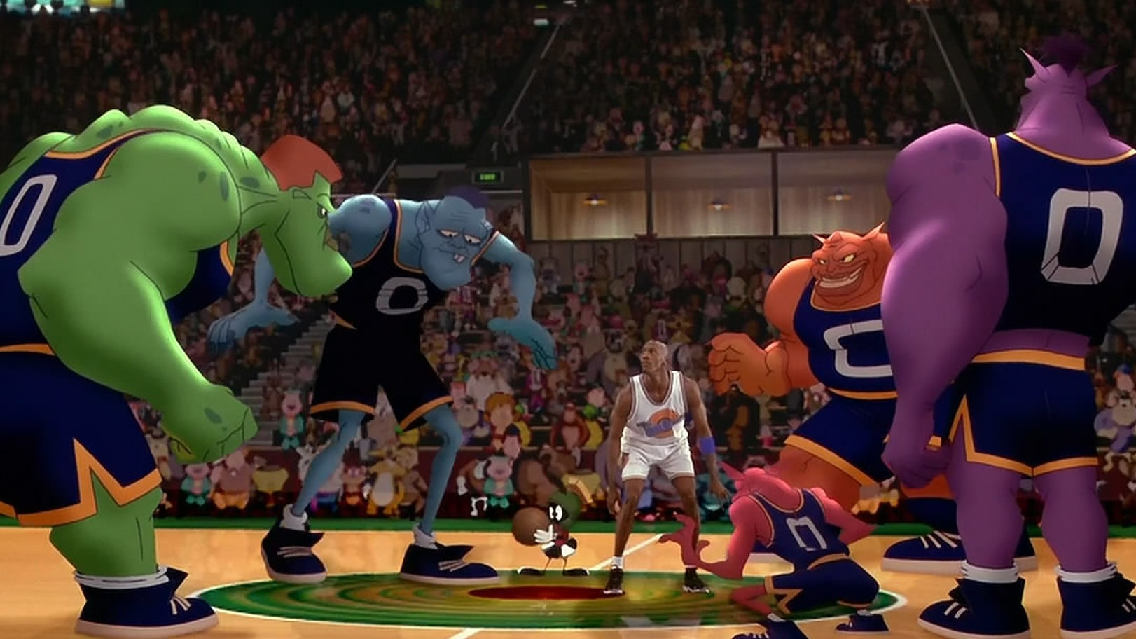 7fd777c9b1a475 An All-Too-Serious Breakdown of  Space Jam . Movies