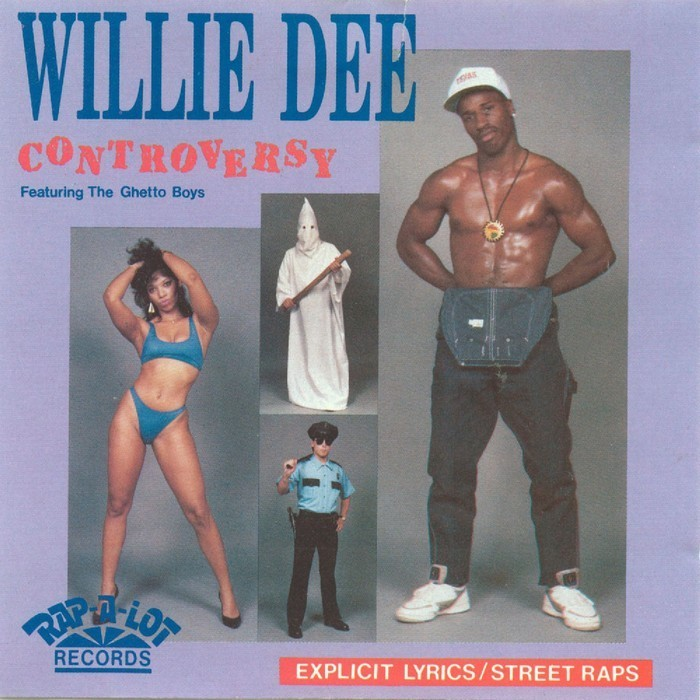 WILLIE-D-CONTROVERSY