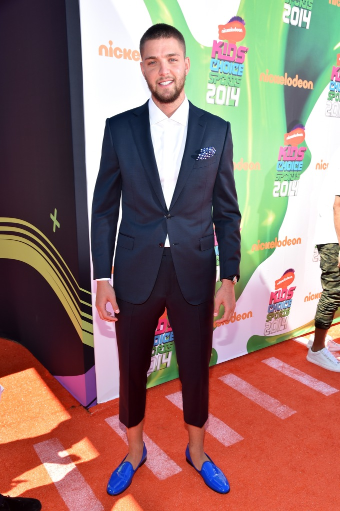 Nickelodeon Kids' Choice Sports Awards 2014  - Red Carpet