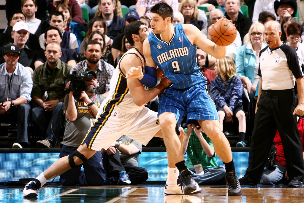 Orlando Magic v Utah Jazz