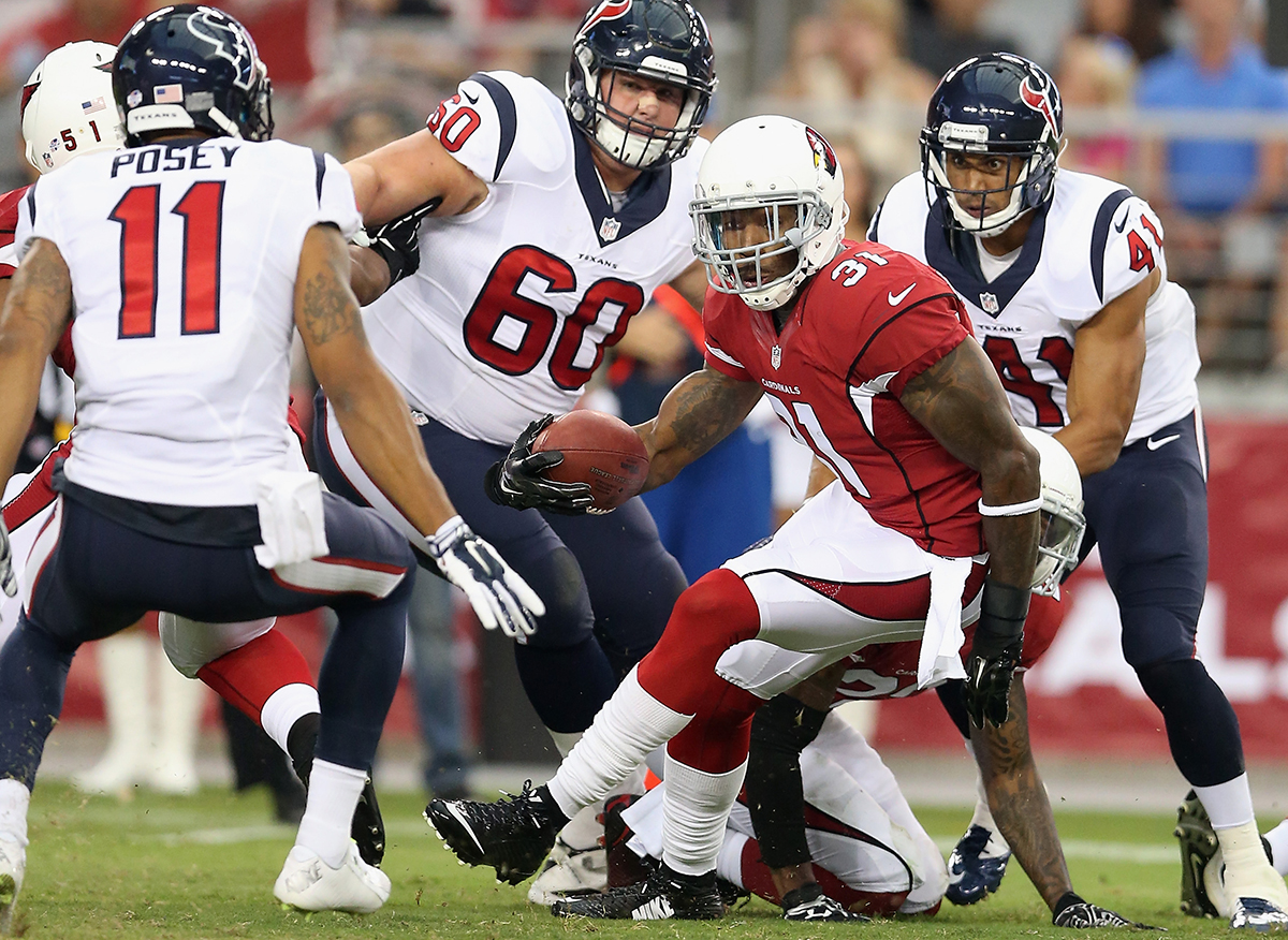 Houston Texans v Arizona Cardinals