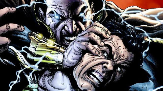 The Rock Is Playing Supervillain Black Adam In Shazam Movie So Whos