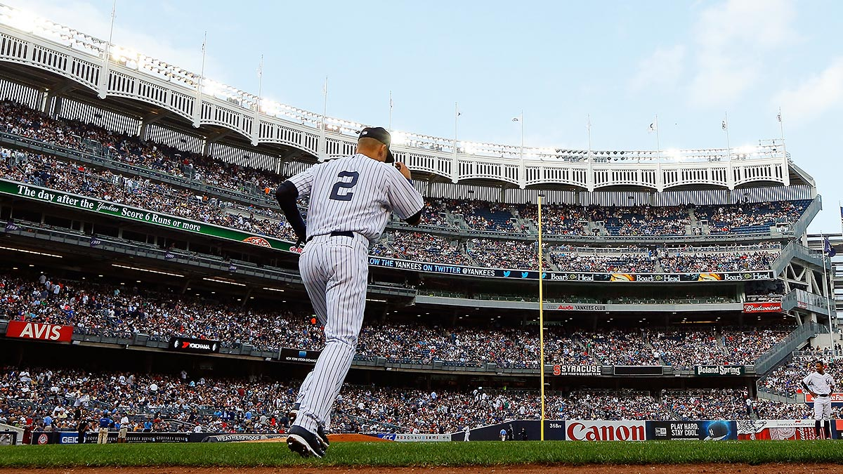 Good-bye, Mr. November: Taking Stock of Derek Jeter's Divisive Legacy