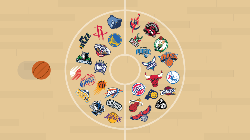 The Definitive Nba Court Design Power Rankings