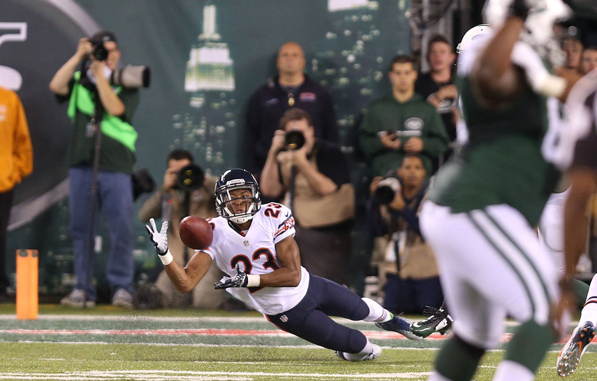Chicago Bears at New York Jets